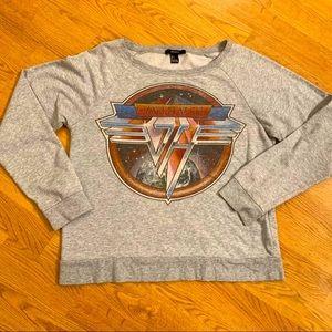 Van Halen Sweatshirt - Vintage Band Music 21